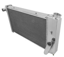 "1971-1977 Chevy Vega Aluminum 3 Row Champion Radiator & 2-10"" Fans"