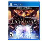 Dungeons III (Sony PlayStation 4, 2017)