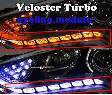 [Kspeed] (Fits: Hyundai Veloster Turbo) exLED front EyeLine 2 way Upgrade Module