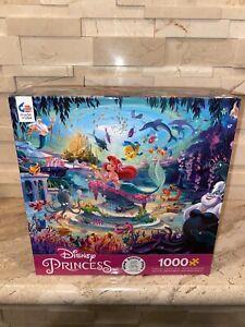 DISNEY PRINCESS THE LITTLE MERMAID 1000 PIECE JIGSAW PUZZLE