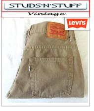 """VINTAGE LEVIS 511'S SLIM FIT JEANS W 28"""" L 28"""" APROX SIZE UK  8 (T62)"""