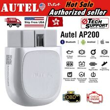 Autel AP200 OBDII EOBD Scanner Auto Scan Tool Diagnostic Code Reader All Systems
