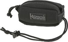 "Maxpedition Cocoon EDC Black PT1155B Measures 5"" x 1 1/2"" x 2 1/4"". 1000-Denier"