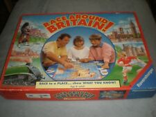 Ravensburger Race Around Britain Board Game - Complete