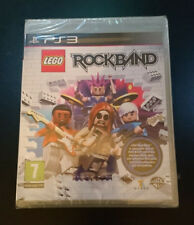 LEGO Rock Band (Jeu Seulement) Playstation 3 PS3-Brand New & Sealed UK Gratuit p&p