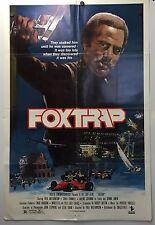 FOX TRAP MOVIE POSTER(1986)