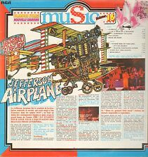 """LP 12"""" 30cms: Jefferson Airplane: bless its pointed little head, RCA A7"""