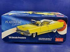 1/18 Scale SunStar Platinum 1956 Lincoln Premier Convertible