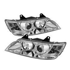 Spyder Auto BMW Z3 96-02 Halo Projector Headlights - Chrome PRO-YD-BMWZ396-HL-C