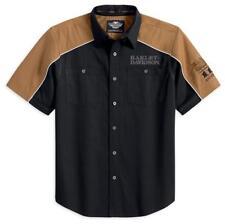 """Harley Davidson Garage Shirt 110TH anniversaire (taille M/L 40"""" -43"""") 96461-13VM"""