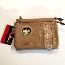 Betty Boop Rhinestone Women's Crossbody Bag
