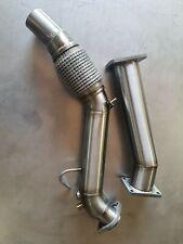 Il tubo verticale FAP DPF OFF RIMOZIONE BMW 3er E90 318D 136 CV Motore N47D20 T8A