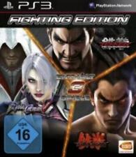 Playstation 3 Fighting Edition SoulCalibur V Tekken Tag 2  Sehr guter Zustand