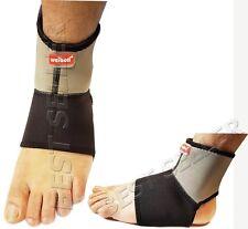 Correa De Compresión De Soporte De Tobillo De Neopreno Soporte Esguince Protector Tendón de Aquiles