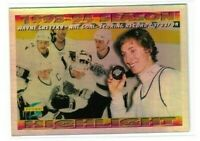 1994-95 SCORE PLATINUM #241 WAYNE GRETZKY HIGHLIGHT KINGS