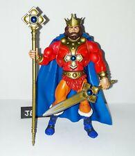 Masters of the universe Motuc Classics KING RANDOR 100% complete