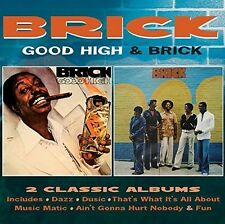 Brick - Good High / Brick: Deluxe Edition [New CD] UK - Import