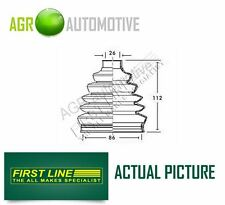 FIRST LINE OUTER DRIVESHAFT CV JOINT BOOT KIT OE QUALITY REPLACE FCB2350