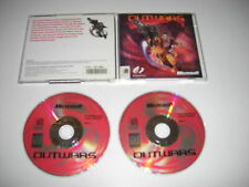 OUTWARS Pc Cd Rom CD Cased - FAST DISPATCH