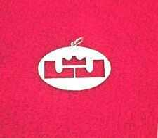 LeBron James logotipo, NBA Cleveland Cavaliers Ventilador Joyería Collar, Cleveland Cavs