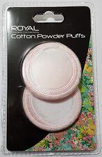 Royal Functionality Cotton Powder Puffs Compact Powder Puff