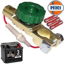 Mk1 Pièces Détachées Batterie isolater Coupé de Sécurité Anti Vol Switch