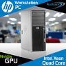 HP Z400 Quadro Core Xeon W3550 3.06GHz 16GB 2TB Windows 10 Pro Workstation
