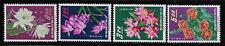 TAIWAN   1964    Flowers     MNH-VF  #  Mich. 509-12
