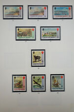 Isle of Man All Mint Nh Stamp Collection