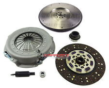 GF CLUTCH KIT & HD FLYWHEEL 88-94 FORD F250 F350 F SUPER-DUTY 7.3L DIESEL TURBO