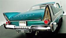 1 SOGNO AUTO inspiredby 1957 Cadillac 18 VINTAGE 12 Concept 24 Carousel BLU 43