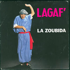 LA ZOUBIDA vocal - instrumental # LAGAF'