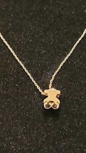 Tous 314832010 Necklace  Female Yellow Gold