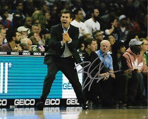 BRAD STEVENS signed autographed BOSTON CELTICS 8x10 photo NBA w/COA KYRIE IRVING