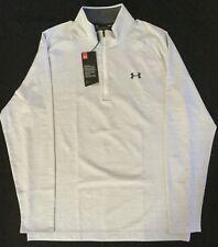 NWT Men's Under Armour Golf Playoff 1/4 Zip Shirt 1298951-941 Medium MSRP $70