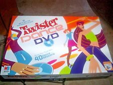 2 Family Functions,Twister Dance DVD / Clue Board Game, One Owner, Bundle Price