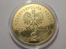 Polen - 2012 - 2 zl Gedenkmünzen Ihrer Wahl - Gekapselt
