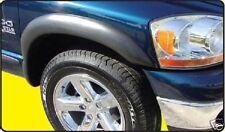 02-08 DODGE RAM 1500 2500 3500 FENDER FLARES SMOOTH FINISH