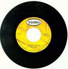 "PAUL EVANS Midnight Special/ Seven Little Girls 7"" 45 TRIP OLDIES VINYL TRS-132"