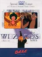 The Wizards Tales: Ali Baba/Sinbad (DVD, 2000) A1