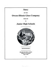 Story of the Owens-Illinois Glass Co., 1939-Junior High