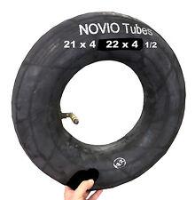 Schlauch für Multicar Anhänger Reifen 21 X 4 /22 x 4 1/2 M21 M22 Winkelventil