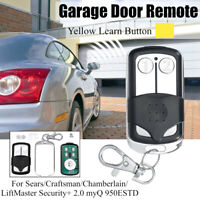 891LM 2 Button Garage Door Remote For LiftMaster Sears Security+ 2.0 myQ  !