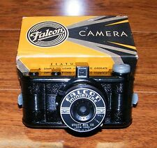 Vintage Falcon Miniature Camera 55 MM Utility MFG. Co New York! Made in U.S.A!