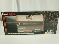 2003 Ford Taurus Team Caliber Preferred 1/24 Matt Kenseth #17-Bayer