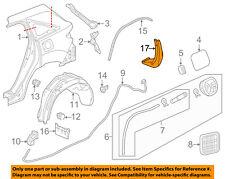 Acura HONDA OEM 13-16 RDX Exterior-Mud Flap Splash Guard 08P09TX4200R1