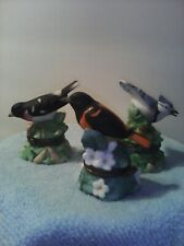 Midwest Of Cannon Falls Trinket boxes Bird Series phb lot