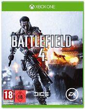 Xbox One juego Battlefield 4 bf4 Shooter IV mercancía nueva