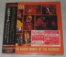Nirvana - From the Muddy Banks of Wishkah JAPAN MINI LP CD (2007 Ltd Edt.) NEW