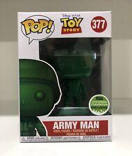 Toy Story Army Man ECCC 2018 Exclusive Pop! Vinyl Figure #377